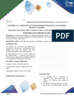 Informe 2 Quimica 123