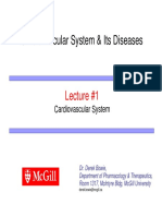 Cardiovacular System