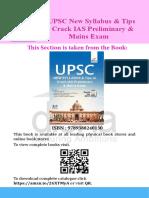 UPSC New Syllabus & Tips to Crack IAS Preliminary & Mains Exam (1).pdf