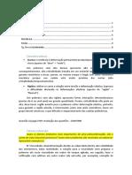 Resoluções questões polímeros