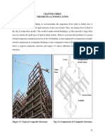 ANALYSIS AND DESIGN OF COMPOSITE STRUCTURES WITH STEEL CASTELLATED BEAMS Chap 3 Therotical Formulation
