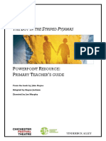 All Resources in One. Boy in the Striped Pyjamas Primary Resource Guide