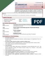 Cv Nil New Español PDF