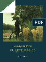 André Breton El arte magico.pdf