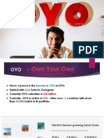 OYO Business Plan