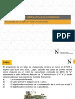 S4 ECUACION DE LA RECTA Y SUS APLICACIONES.pptx