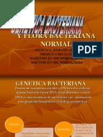 Genetica y Flora Bacteriana 2