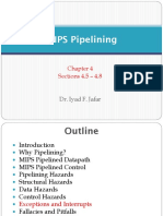 07 MIPS Pipelining CH4