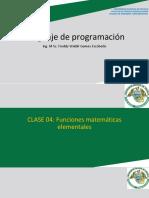 Clase 04. Funciones matematicas elemntales.pptx