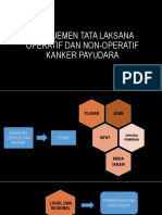 Manajemen Tata Laksana Operatif Dan Non-operatif Kanker Payudara [Autosaved]