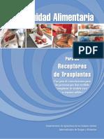 Inocuidad Alimentaria FDA