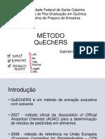 MÉTODO QuEChERS