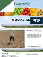 PRESENTACIÓN MEZCLAS FÍSICAS CAPACITACION 2019 ENER 18