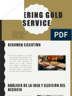 Catering Gold Service