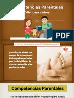 Taller Parentalidad y Metas Equivocadas