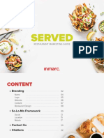 Inmarc Served Restaurant Marketing Guide