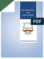 8 - ESCATOLOGIA EM APOCALIPSE I.pdf