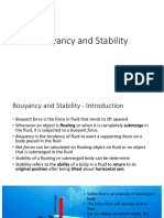 Buoyancy and Stability(1)