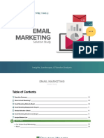 Email Marketing Solution Study