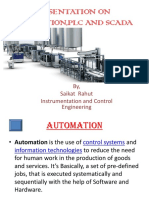 Presentation on Automation