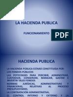 La Hacienda Publica