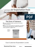 KUSHAL MANAV (Consumer expectation from service) (1).pptx