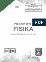 Kunci, Silabus & Rpp Pr Fisika 11a Edisi 2019
