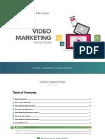 Video Marketing Solution Study
