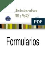 Php Formulario