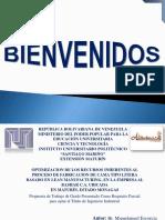 OPTIMIZACION DE LOS RECURSOS INHERENTES AL PROCESO DE FABRICACION DE CAMA TIPO LITERA BASADO EN LEAN MANUFACTURING, EN LA EMPRESA AL BASHAR C.A. UBICADA EN MATURÍN, ESTADO MONAGAS