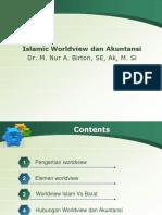 1. Islamic Worldview dan Akuntansi.ppt