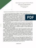 """Conclusiones de La Junta Ejecutiva-""""Les Caseries""""sobre la Incineradora"""