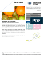Nutrition, Physical Activity and Obesity Belgium