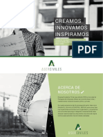 Brochure Aserciviles
