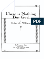 There is Nothing but God