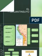 EL TAHUANTINSUYO y Sacsayhuaman