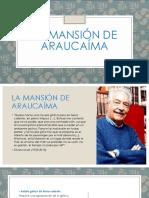 La Mansión de Araucaíma