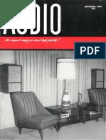 Audio 1962 Sep