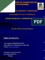 ESTRATIGRAFIA  CORREGIDA Y SEDIMENTACION.ppt