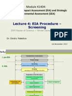 EIA-SEA Module 41404_Lecture_4_WS_2017_18_01.11.2017