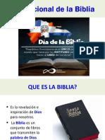 Día Nacional de La Biblia 002