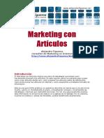 Marketing com Artículos