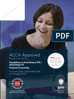 ACCA F3 Financial Accounting BPP Revision Kit 2017 Freebooks.pk