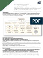 Guía de Contenidos Discurso Argumentativo.