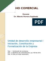 Camara de Comercio, Registro Mercantil, Emprendimiento.