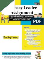 vcai literacy leader
