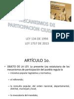 Estudio de Participacion Ciudadana