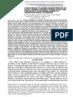 EFFECT OF ACUTE AND CHRONIC FLUORIDE ADMINISTRATION ON BONE HISTOPATHOLOGY, BONE FLUORIDE ACCUMULATION, AND LOCOMOTOR ACTIVITY IN AN ANIMAL MODEL OF PALEOPATHOLOGICAL FLUOROSIS