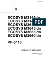 ECOSYS M3145dn Series Service Manual
