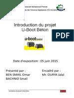 introduction du projet u-boot béton